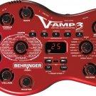 Behringer V AMP 3 Guitar Amp Modeling Processor