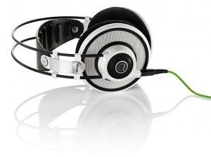 AKG Q701 Quincy Jones Reference Headphones