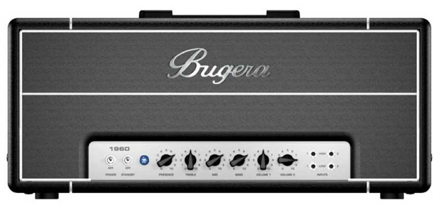 Bugera 1960 Classic Guitar Amplifier Head 150 Watts