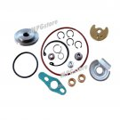 Mitsubishi 4D31T 4D34T TD05 10A 12B Turbo Rebuild Repair Kit Flatback Version