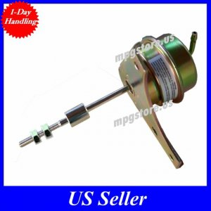 Turbocharger Internal Wastegate Actuator AUDI 80 80 TDI TD1.9L with Two Nuts