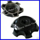 Gas Tank Cap Aluminum Black Painted 50cc 70cc 90cc 110cc 125cc Dirt Pit Bike