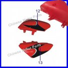 Rear Side Fenders Honda XR50 CRF50 XR CRF KC50-110 Bike