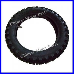 Wheel Tire 2.50-12 with Inner Tube Dirt Bike, China Pts