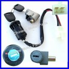 Ignition Switch + Lock Female Plug for 250GY Dirt Bike