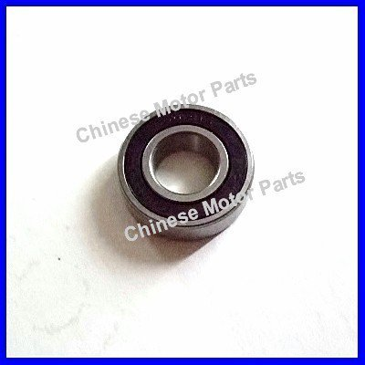 (2) 6301-2RS Ball Bearing 12x37x12 New Quality