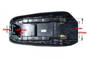Seat for Honda XR50 CRF50 XR 50 CRF SE04 New Quality