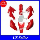 Fender Kit Honda XR50 CRF50 XR CRF KC50-110 Dirt Bike R