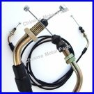 Throttle Cable 78&quot; L Scooters Moped 50cc - 150cc