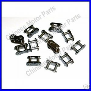 6 Pcs Set of Master Link 520 Chain for 150 200 250 300 ATV
