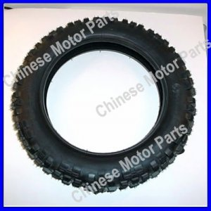 Wheel Tire 2.50-12 for Dirt Bike Inner Tube Style