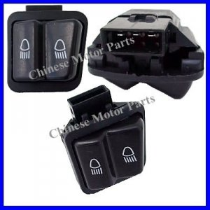 Scooter Moped Headlight Switch Button 50 125 150 250cc