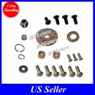Turbo Rebuild Kit Repair Kit for IHI RHF5 RHF5H Turbocharger 8mm Journal Bearing