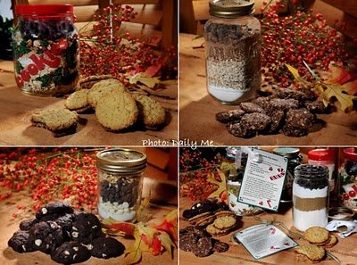 Russian Teacake Cookie Mix