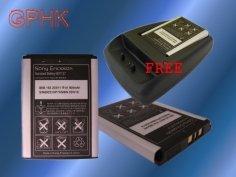 Sony Ericsson K750i W800i W810i OEM Battery & Charger