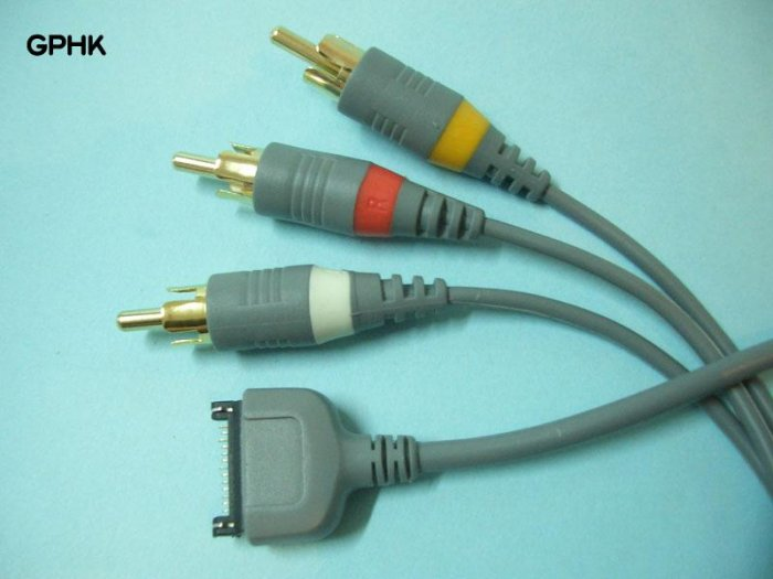 VIDEO CABLE CA-64U for Nokia N93 New