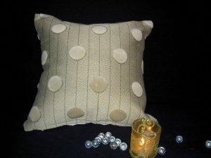 Scalamandre Cut Velvet Pillow Cover