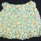 Crocheted Newborn Baby Dress