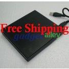 USB 2.0 DVD-ROM CD-ROM External Drive Player Portable for Dell mini 9 mini 12