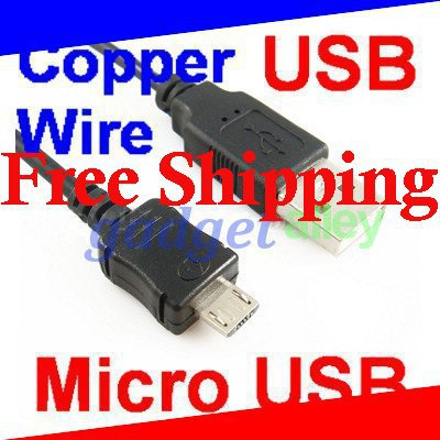 Micro USB Data charging Cable for Samsung GT-I9100 Galaxy S II 2 AT&T Skyrocket SGH-I777 SGH-I727