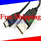 Mini USB Data Cable for Garmin GPS nvi nuvi 2460LT 2475LT 2495LMT 250 250W 255 2555LMT 2555LT