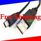 Mini USB Data Cable for Garmin GPS Rino 520 520HCx 530 530HCx 610 650 655t
