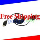 Retractable Micro USB Data charge Cable for Samsung I9100 Galaxy S II AT&T Captivate Glide SGH-I927
