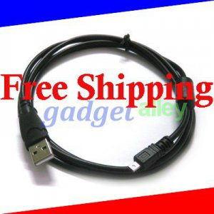 for Nikon Digital Camera CoolPix P100 P300 P500 USB Data Interface Cable UC-E6
