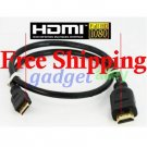 for Nikon DSLR D3100 D7000 Digital Camera mini HDMI (HDMI C Type) to HDMI A Type Cable 1.8ft