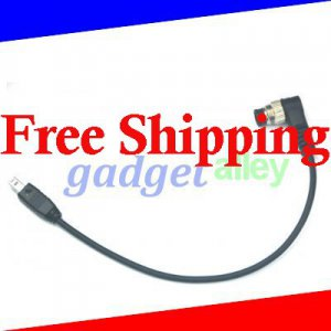 CA10 Cable for Nikon GPS Geotagger GP-1 Adapter fit D2x D2Hs D2Xs D3 D3x D3s DSLR Digital Camera