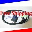 for Garmin GPSMAP 176 176C 196 295 PC Interface Data Cable RS232 Serial Port Connector 010-10141-00