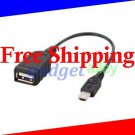 for DCR-SX34E Sony Handycam Camcorder VMCUAM1 VMC-UAM1 USB Adapter Cable OTG Direct Copy
