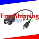 for DCR-SX73E DCR-SX83 Sony Handycam Camcorder VMCUAM1 VMC-UAM1 USB Adapter OTG Cable Direct Copy