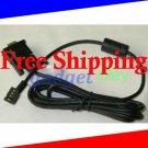 for Garmin eTrex Vista / eTrex Vista H PC Interface Data RS-232 Cable Comparable to 010-10206-00