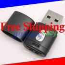 Micro SD SDHC SDXC TF TransFlash T-Flash Memory Card Reader USB 2.0 for Windows 7 XP Vista 64GB max