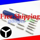 Tri Wing Y1 Screwdriver Macbook Pro Battery Replacement Apple Tools 922-8991 Compatible Trilobe Set