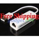 for Acer Hummingbird Aspire S3 Ultrabook USB 2.0 Ethernet Network LAN RJ45 Wired Internet Adapter