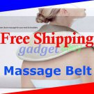 Deluxe Neck Shoulder Tapping Percussion Massage Massager Belt Home and Car Power Adapter