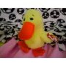 """QUAKERS"" YELLOW DUCK RARE/RETIRED"