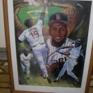 AUTOGRAPHED SPORTS LITHOGRAPHS