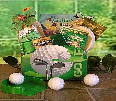 Golf Enthusiast Gift
