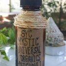 Pure Organic Patchouli Essential Oil--Syc Mystic Universal Organics
