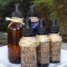 Pure Organic Essential Oils-Collector's Bottle--Syc Mystic Universal
