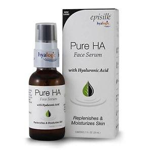 Episilk Pure HA Serum*Hyaluronic Acid LIFTReplenishes & Moisturizes