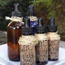 Pure Organic Essential Oils*Collector's Bottle