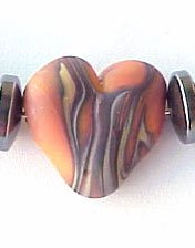 """RAM~Handmade lampwork beads~""""MONTANO""""(5)"""