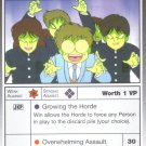 Sailor Moon Past & Future CCG Evil Melvin Horde Negaverse Yoma Monster #3