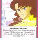 Sailor Moon Past & Future CCG Maxfield Stantion Person #6