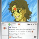 Sailor Moon Premier CCG Morga/Kigaan Negaverse Yoma Monster #4