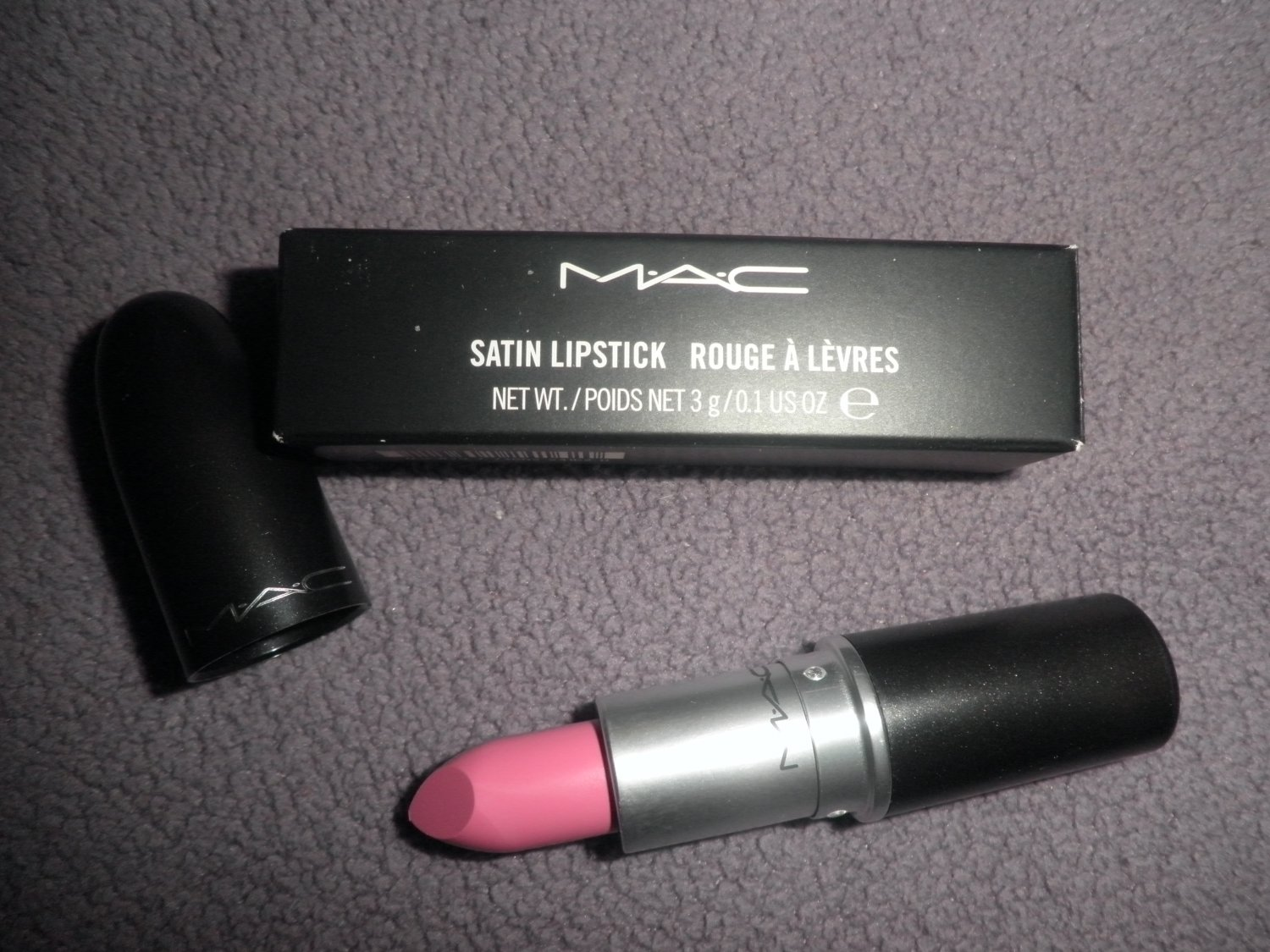 M.A.C Lipstick in Pink Friday